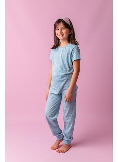 Zeyland Mavi Sky Pijama Takımı (5-12yaş) Mavi Sky Pijama Takımı (5-12yaş) Mavi
